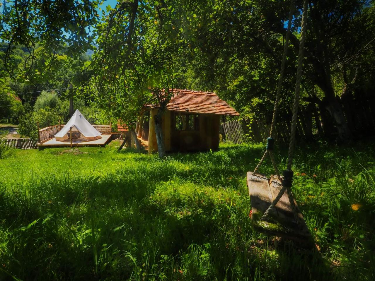 Butoi Lazy Dreams Voia Glamping